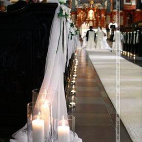 Róża w świetle świec – Kościół św. Antoniego