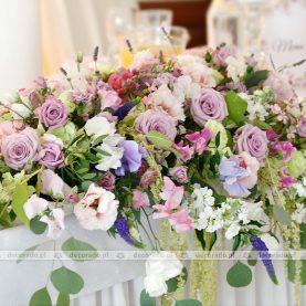 Kompozycja w odcieniach fioletu – Glamour Przeźmierowo