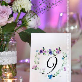 Dekoracja ślubna – wesele vintage w Country Parku