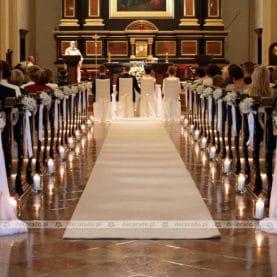 Ślub w blasku świec Klasztor Karmelitów