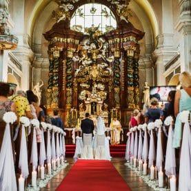 Wystrój kościoła św. Jana Chrzciciela w Owińskach