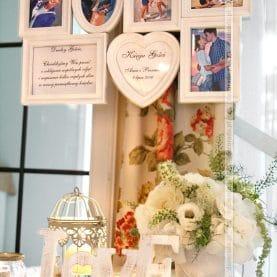 Dekoracyjne dodatki – dekoracja ślubna w Pałacu na Opieszynie